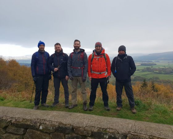 James's Yorkshire Three Peaks Challenge