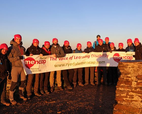 The Yorkshire Three Peak Challenge – Over £13,000 Raised!